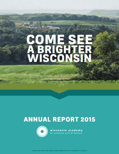 2013-2014 Annual Report Cover