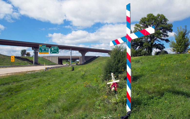 Brad Turbyfill • Hwy 30 and Interstate 90/39 – Dane County