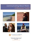 Communicating About Water: A Wisconsin Toolkit, Cover Image