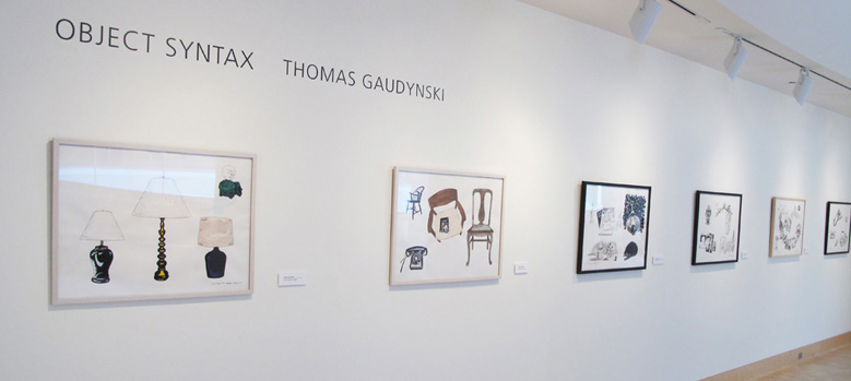 Thomas Gaudynski at James Watrous Gallery