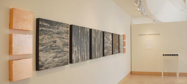 Marsha MacDonald at James Watrous Gallery