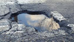 Potholes cost American motorists around $5 billion in damage annually.