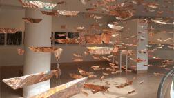 """Marsha McDonald's """"1000 Canoes"""""""