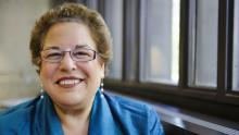 R. Alta Charo is a UW–Madison professor of law and longtime student of the regulation and ethics of biotechnology.
