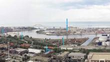 Jones Island rendering by City as Living Laboratory.