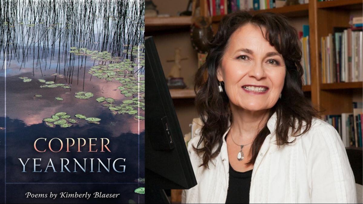 Kim Blaeser's latest collection of poems