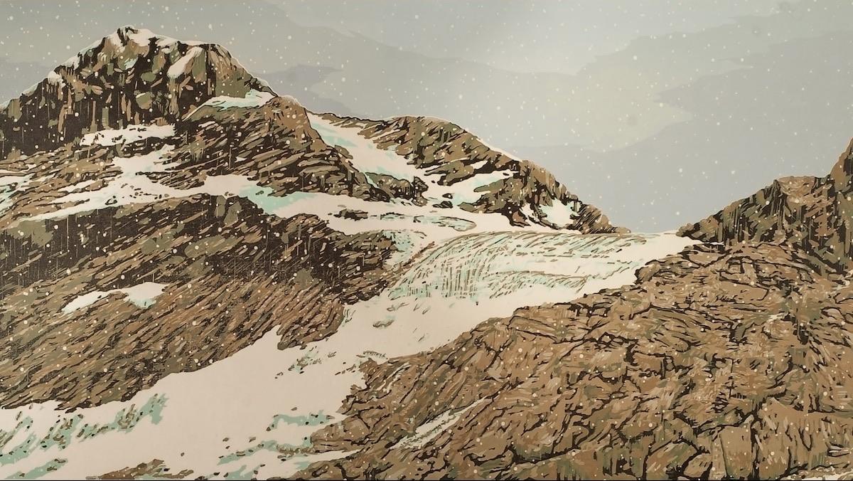 Todd Anderson, Jackson Glacier.