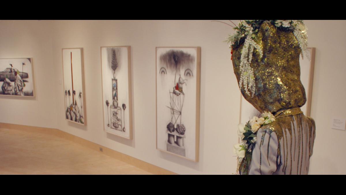 Rafael Francisco Salas at James Watrous Gallery