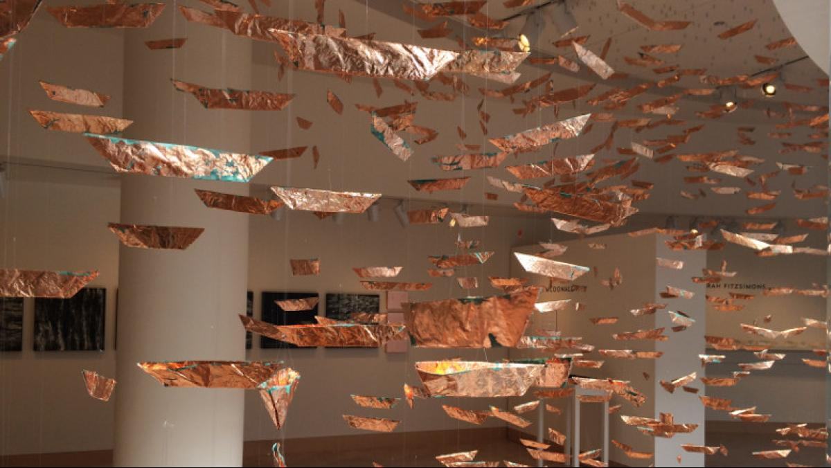 Marsha MacDonald at James Watrous Gallery
