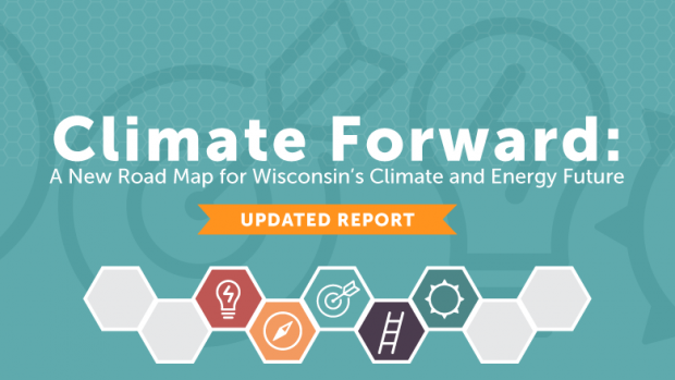 Climate Forward Report  on Wisconsin's Energy Future