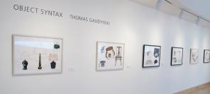 Thomas Gaudynski at James Watrous Gallery