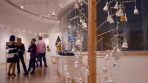 Kupinsky and Welch Opening Reception