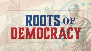 Roots of Democracy Series logo