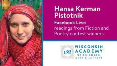 Hansa Kerman Pistotnik Facebook Live reading slide