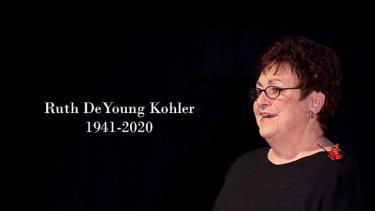 Photo of Ruth DeYoung Kohler II