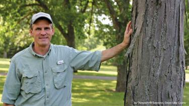 Green Lake County resident and Wisconsin Hickory Association president Mike Starshak sees a bright future for the hickory foods industry in Wisconsin.