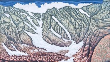 Bruce Crownover, Taylor Glacier (ROMO)