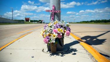 Tiffany M. Ditcher • Highway 51 and Hoepker Road – Dane County. Photo by Thomas Ferrella.